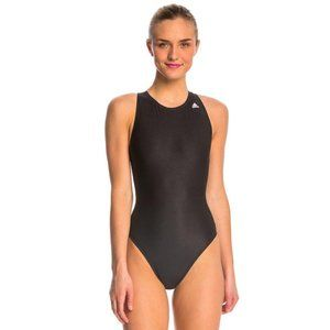 Adidas High Neck water polo swimsuit size 26 30 34